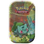Pokemon - Kanto Friends Mini Tin - Bulbasaur Thumb Nail