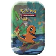 Pokemon - Kanto Friends Mini Tin - Charmander Thumb Nail
