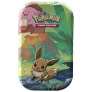 Pokemon - Kanto Friends Mini Tin - Eevee Thumb Nail