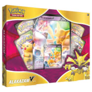 Pokemon - Alakazam V Box Thumb Nail