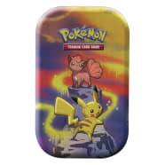 Pokemon - Kanto Power Mini Tin - Pikachu/Vulpix Thumb Nail