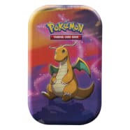 Pokemon - Kanto Power Mini Tin - Dragonite Thumb Nail