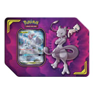 Pokemon - Power Partnership Tin - Mewtwo & Mew-GX Thumb Nail
