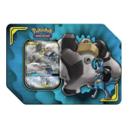 Pokemon - Power Partnership Tin - Lucario & Melmetal-GX Thumb Nail