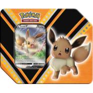 Pokemon - V Powers Tin - Eevee V Thumb Nail