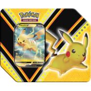 Pokemon - V Powers Tin - Pikachu V Thumb Nail