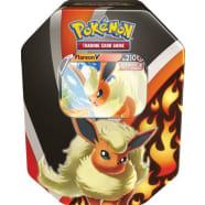 Pokemon - Eevee Evolutions Tin - Flareon V Thumb Nail