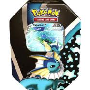 Pokemon - Eevee Evolutions Tin - Vaporeon V Thumb Nail