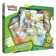 Pokemon - Galar Collection - Grookey w/ Zacian Thumb Nail