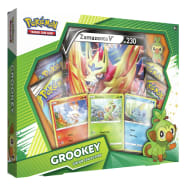 Pokemon - Galar Collection - Grookey w/ Zamazenta Thumb Nail