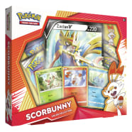 Pokemon - Galar Collection - Scorbunny w/ Zacian Thumb Nail
