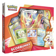 Pokemon - Galar Collection - Scorbunny w/ Zamazenta Thumb Nail