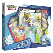 Pokemon - Galar Collection - Sobble w/ Zacian Thumb Nail