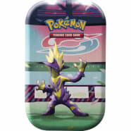 Pokemon - Galar Powers Mini Tin - Toxtricity Thumb Nail