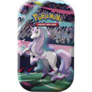 Pokemon - Galar Powers Mini Tin - Galarian Rapidash Thumb Nail