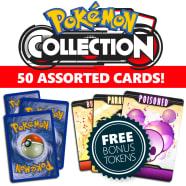 CoolStuffInc.com Pokemon Pack - 50 Assorted Pokemon Cards! Thumb Nail