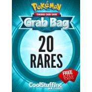 CoolStuffInc.com Rare Pokemon Grab Bag - 20 Rare Pokemon Cards! Thumb Nail