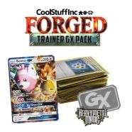 CoolStuffInc Forged Pokemon Trainer GX Pack Thumb Nail