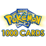 1000 Assorted Pokemon Cards Thumb Nail