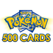 500 Assorted Pokemon Cards Thumb Nail