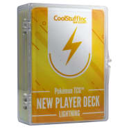 Pokemon TCG New Player Deck - Lightning Thumb Nail
