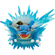 Blastoise Collectible Figure (Red and Blue Collection) Thumb Nail