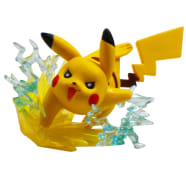 Pikachu Collectible Figure (Red and Blue Collection) Thumb Nail