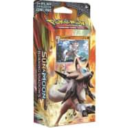 Pokemon - SM Burning Shadows Theme Deck - Lycanroc Thumb Nail