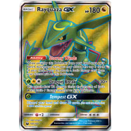 Rayquaza-GX (Full Art) - 160/168 Thumb Nail