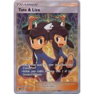 Tate & Liza (Full Art) - 166/168 Thumb Nail