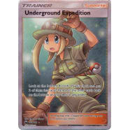 Underground Expedition (Full Art) - 168/168 Thumb Nail