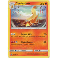 Combusken - 27/168 Thumb Nail