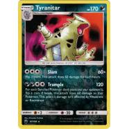 Tyranitar - 87/168 (Reverse Foil) Thumb Nail