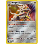 Solgaleo - 99/168 Thumb Nail