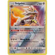 Solgaleo - 99/168 (Reverse Foil) Thumb Nail