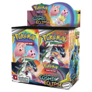 Pokemon - SM Cosmic Eclipse Booster Box Thumb Nail