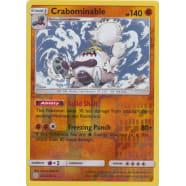 Crabominable - 122/236 (Reverse Foil) Thumb Nail