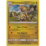 Kommo-o - 163/236 Thumb Nail