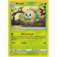 Rowlet - 17/236 Thumb Nail