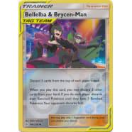 Bellelba & Brycen-Man - 186/236 (Reverse Foil) Thumb Nail