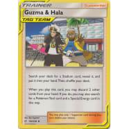 Guzma & Hala - 193/236 Thumb Nail
