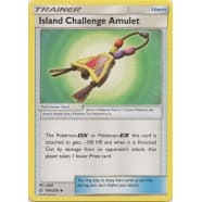 Island Challenge Amulet - 194/236 Thumb Nail