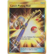 Lana's Fishing Rod (Secret Rare) - 266/236 Thumb Nail