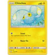 Chinchou - 71/236 Thumb Nail
