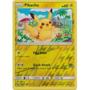 Pikachu - 30/111 (Reverse Foil) Thumb Nail