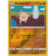 Mankey - 50/111 (Reverse Foil) Thumb Nail