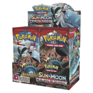 Pokemon - SM Crimson Invasion Booster Box Thumb Nail