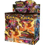 Pokemon - SM Forbidden Light Booster Box Thumb Nail