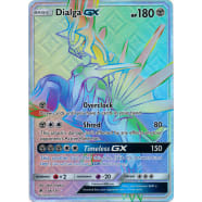 Dialga-GX (Hyper Rare) - 138/131 Thumb Nail