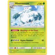 Abomasnow - 4/131 Thumb Nail